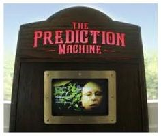 The Predicto Machine by Thomas Bowling