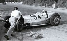 1938 Coppa Ciano, Livorno : Manfred von Brauchitsch, Mercedes-Benz W154 #54, Daimler-Benz AG, Retired. Fastest lap (138.4 km/h) (ph: www.circuitodelmontenero.it)