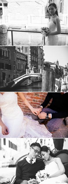 Pre-wedding Venice - wedding photographer Italy