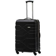 TSAロック搭載スーツケース HoustonCity(91L) R98*006 ブラック