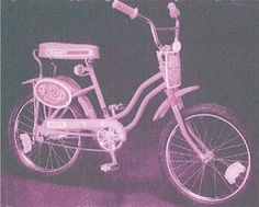 I loved my pink Huffy!