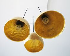 calabash_lamp_3 Properties Of Materials, Serving Bowls, Architecture Design, Pure Products, Tableware, Material Properties, Mixing Bowls, Architecture Layout, Dinnerware