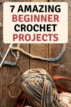 7 amazing crochet patterns for beginners. Hats, scrafts, blankets slippers and more. Crochet for yourself or give as gifts. 7 amazing crochet patterns for beginners. Hats, scrafts, blankets slippers and more. Crochet for yourself or give as gifts. Crochet Diy, Crochet Basics, Crochet Gifts, Learn To Crochet, Crochet Ideas, Crochet Mittens, Crochet Tutorials, Crochet Blankets, Easy Crochet Slippers