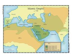 islam caliphate medieval ages - Google Search | Knights Templar ...