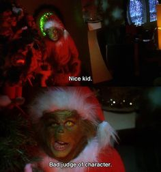 22 best Ideas funny christmas movies quotes the grinch Funny Christmas Movies, Christmas Quotes, Christmas Humor, Christmas Mood, Christmas Carol, Movies Showing, Movies And Tv Shows, Grinch Memes, The Grinch Quotes