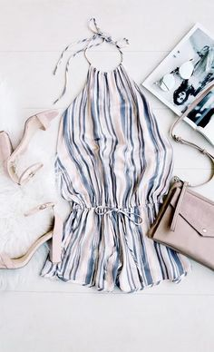 Love this summer romper! So classy and stylish!