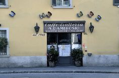 Osteria d'Ambrosio- via Broseta Bergamo 6 Photos, Buffet, Simple, Italy, Italia, Catering Display, Lunch Buffet