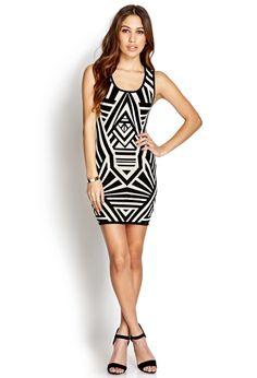 Geo Dream Dress  $29.80