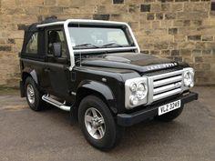 2009 Land Rover Defender 90 SVX £24,000