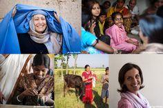 La nostra esperienza in Afghanistan, India, Nepal e Italia ci insegna che lievi aumenti nelle opportunità offerte alle donne, possono portare benefici economici e sociali spettacolari che spesso superano le nostre aspettative e immaginazione.