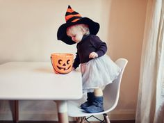 15 baby names for those whose hearts beat in the name of Halloween
