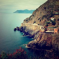 Cinque Terre, Italy....Leah has been there and hopefully someday we can all go back