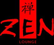 "Zen Lounge, ""the ultimate place to come and have a good time."""