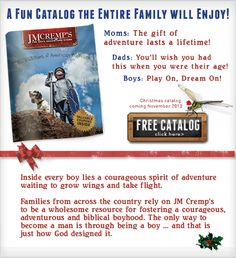 Coupon Code for Boys Adventure Store! Just in time for Christmas!