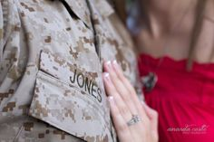 Rally Point - daily photo inspiration for the military photographer Military Engagement Pictures, Engagement Couple, Wedding Engagement, Engagement Session, Engagement Photos, Engagement Announcements, Engagement Ideas, Couple Photography, Engagement Photography