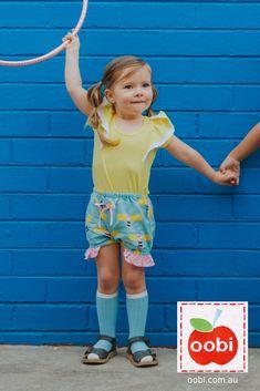 Sugar Blue Kensington Shorties