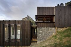 Herbst Architects, Castle Rock Beach House, Castle Rock, Whangarei Heads, New Zealand