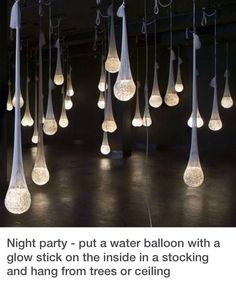 Party Time Night Lights