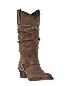 Dingo Women's Pretender Boots - Dark Brown $80.95