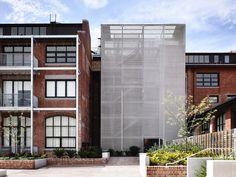 Wertheim Factory housing Conversion  (2014) in melbourne, Australia by Kerstin Thompson Architects