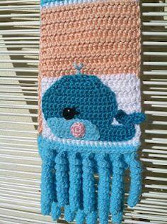 Marina Anchors LalaLoopsy scarf
