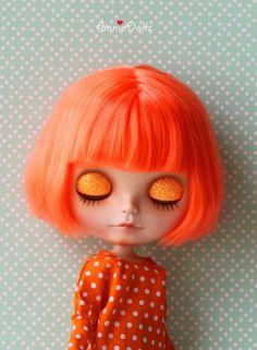 Complete OOAK Custom Blythe Art Doll 'Ada' by by anniedollz, $699.00