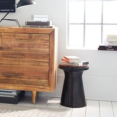 Two Tone Side Table | west elm