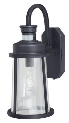 View the Vaxcel Lighting T0180 Coventry Single Light Photcell Outdoor Wall Sconce at LightingDirect.com.