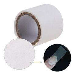 1.2M Nail Art Fiberglass Silk Nail Wrap Reinforces The Gel Stickers Extension
