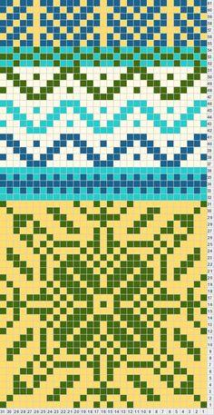 folk scarf motif5