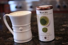 matcha tea @Rachel Englert ...this is what I was talking about...