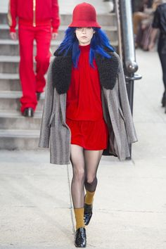 MARC JACOBS ~ Fall '17 - RTW