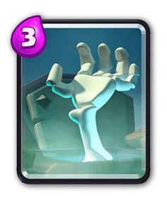 Clash Royale Tumba de Esqueletos