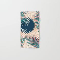 Tropical Sun #society6 #decor #buyart Hand & Bath Towel
