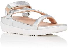 f61a5e625478 FITFLOP LIMITED EDITION Women s Padded Leather Ankle-Strap Sandals