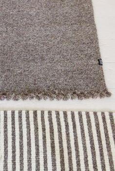 PLAIN CARPET by Tikau (Grey, 140x200cm)