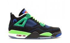 where to buy authentic air jordan 4 mens retro db doernbecher black green