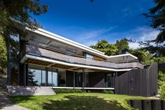 Gallery of Moetapu Beach House / Parsonson Architects - 10