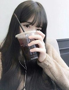 Imagem de girl, ulzzang, and asian Pretty Korean Girls, Cute Korean Girl, Cute Asian Girls, Cute Girls, Ulzzang Girl Selca, Ulzzang Korean Girl, Redhead Girl, Brunette Girl, Jung So Min