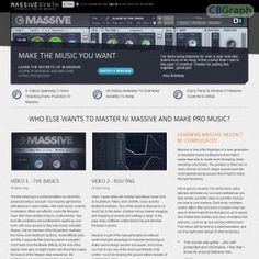Massive Is One Of The Flagships Of A New Generation Of Wavetable Based Synthesizers That Make It Easier Than Ever To Create Room-thumping, Brain-bleeding Sonic Blasts. Our Video Courses Show How To Harness That Power And Make Pro Music! See more! : http://get-now.natantoday.com/lp.php?target=massive00