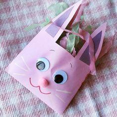 Easter Bunny Envelope craft