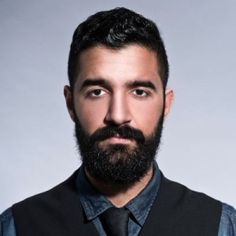 """beard """"softening"""" oil...OH. MY. WORD. does this ever smell amazing. I reused a 15 ml bottle and put in 10 drops Bergamot, 3 drops Cedarwood, 5 drops Patchouli and 3 drops Cardamom and topped with almond oil. Va. Va. Va. Voom."""