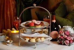 The Dorchester has announced that its 'Rosé Garden Afternoon Tea' will be available during the week of the RHS Chelsea Flower Show. Guests can experience the Rosé Garden Afternoon Tea from Sunday 20th May - Sunday 27th May 2012.