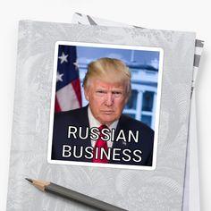 Trump Russian Business