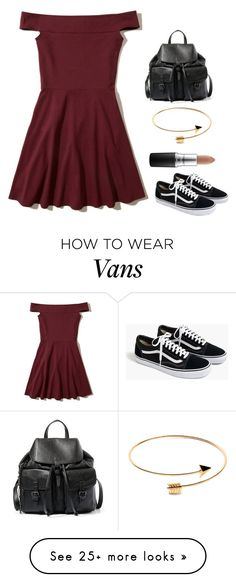 """""""Sometimes love brings you flowers then it builds you coffins"""" by nycheart05 on Polyvore featuring Hollister Co., J.Crew, MAC Cosmetics and Steve Madden"""