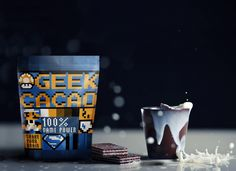 GEEK CACAO (Student Project) on Packaging of the World - Creative Package Design Gallery