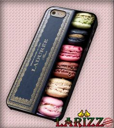 "Macaroon laduree for iphone 4/4s/5/5s/5c/6/6 , Samsung S3/S4/S5/S6, iPad 2/3/4/Air/Mini, iPod 4/5, Samsung Note 3/4 Case ""007"""