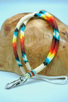 Beaded Mary Tsosie Lanyards   Native American Beaded Lanyards   Beaded Native American Lanyards