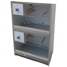Set Of 6 Large Breeding Cages Ideal For Breeding European