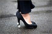Chanel shoes Parigi Alta Moda gennaio 2013